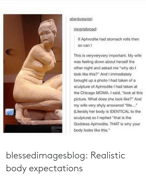 Body: blessedimagesblog:  Realistic body expectations