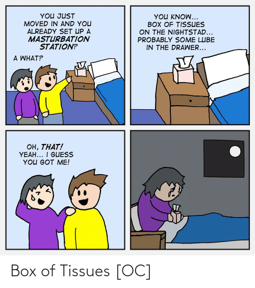 box: Box of Tissues [OC]