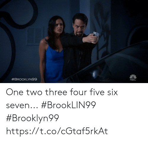 Sizzle:  #BROOKLYN99  NBC One two three four five six seven... #BrookLIN99 #Brooklyn99 https://t.co/cGtaf5rkAt