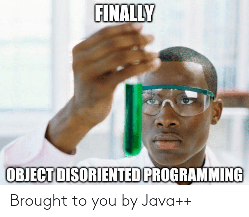 Brought: Brought to you by Java++