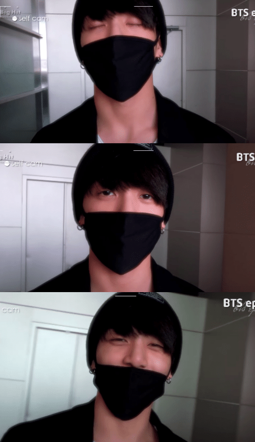 Bts, Self, and Carn: BTS e  self cg   BTS   BTS ep  carn