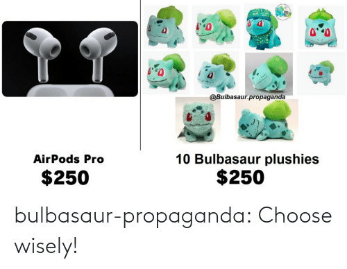 bulbasaur: bulbasaur-propaganda: Choose wisely!