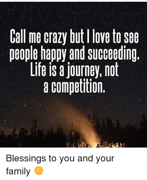 a healthy competition can help you succeed in life