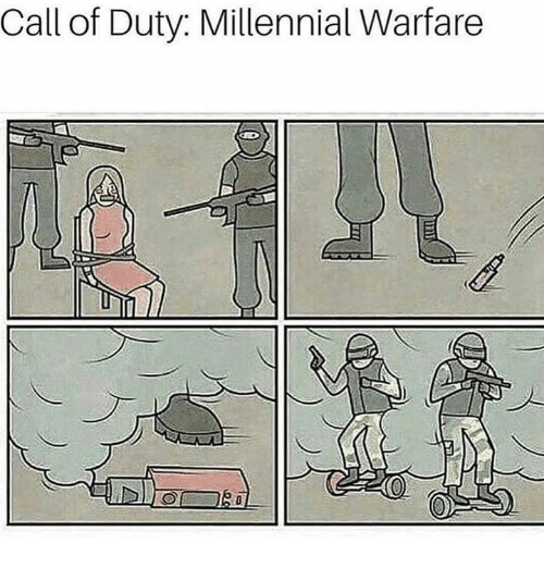 Call of Duty, Call, and Millennial: Call of Duty: Millennial Warfare
