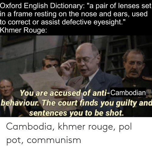 Pol Pot: Cambodia, khmer rouge, pol pot, communism