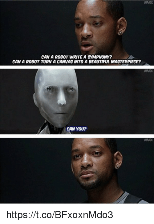 can a robot be a good mother