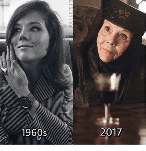 Game of Thrones and 1960s: CD  1960s  2017