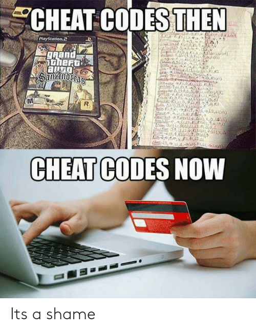 cheat codes: CHEAT CODESTHEN  PloyStotion.2  CHEAT CODES NOW Its a shame
