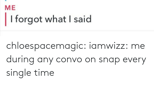 During: chloespacemagic:  iamwizz: me during any convo on snap every single time