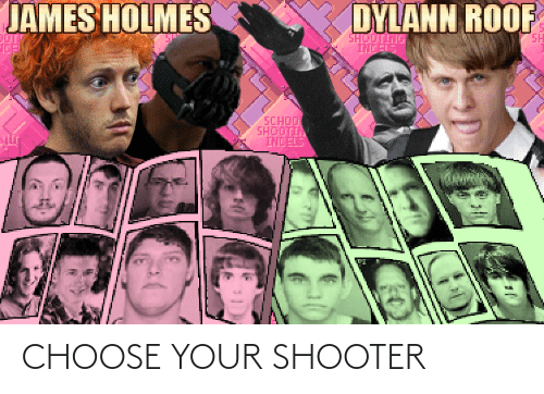 Choose Your: CHOOSE YOUR SHOOTER