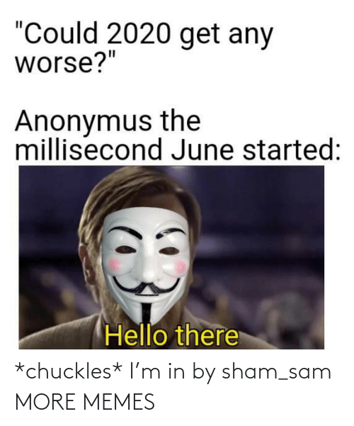 sam: *chuckles* I'm in by sham_sam MORE MEMES