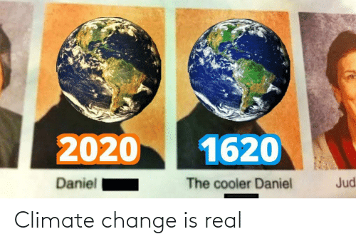 Climate: Climate change is real