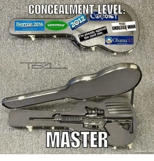 Memes, Obama, and 🤖: CONCEALMENT LEVEL:  THIS  ENDLESS WAR  at  Obama 12  MASTER