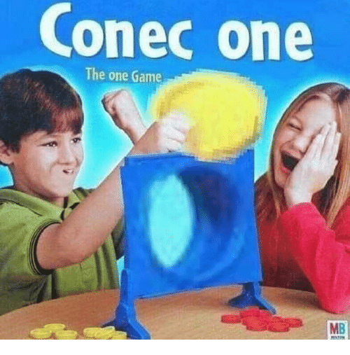Game, One, and The: Conec one  The one Game  MB