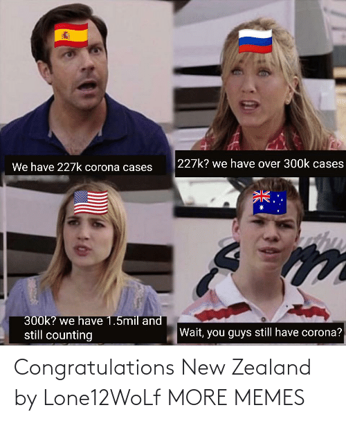 new: Congratulations New Zealand by Lone12WoLf MORE MEMES