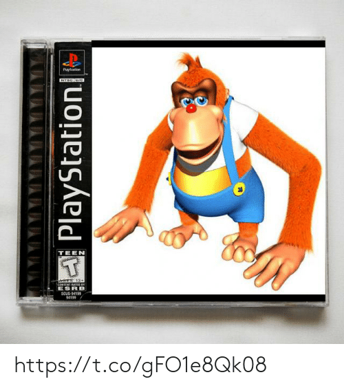 Rated: CONTENT RATED 81  ESRB  SCUS-94199  94109  APlayStation https://t.co/gFO1e8Qk08