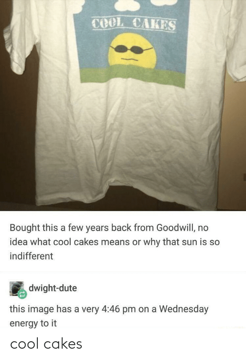 cakes: cool cakes