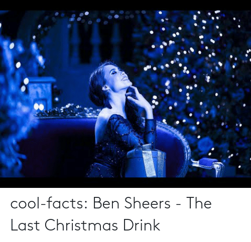 Christmas, Facts, and Tumblr: cool-facts:  Ben Sheers -   The Last Christmas Drink