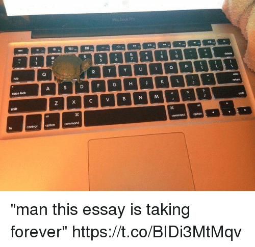 """Control, Forever, and Girl Memes: cops lock  control optioncommand  commondopticrn """"man this essay is taking forever"""" https://t.co/BIDi3MtMqv"""
