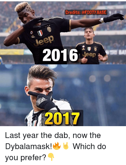 Credits Base 2016 Jeep Last Year The Dab Now The Dybalamask