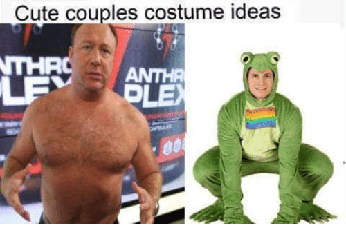 Cute, Ideas, and Couples: Cute couples costume ideas  THR ANTH
