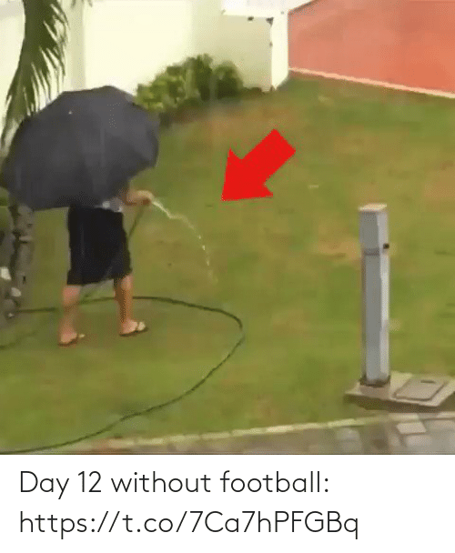 Football: Day 12 without football:  https://t.co/7Ca7hPFGBq