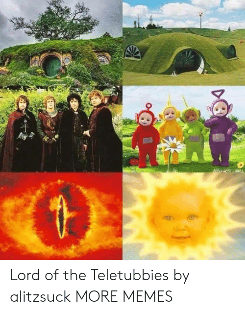 Dank, Memes, and Target: DC Lord of the Teletubbies by alitzsuck MORE MEMES
