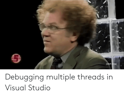 Múltiple: Debugging multiple threads in Visual Studio