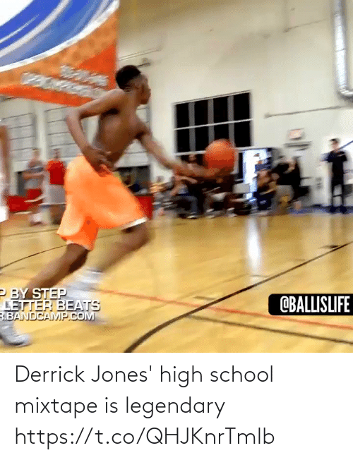 jones: Derrick Jones' high school mixtape is legendary https://t.co/QHJKnrTmlb