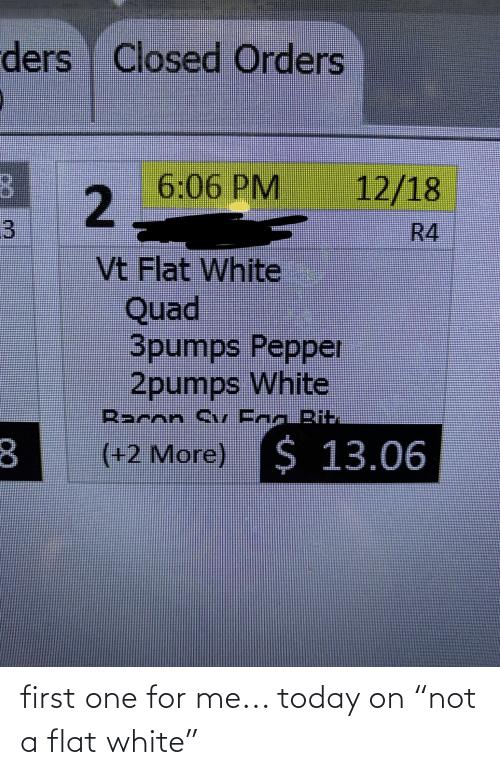 """ders: ders Closed Orders  