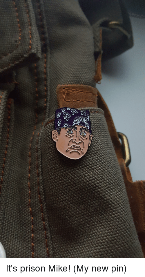 The Office, Prison, and Pin: DG  03 co