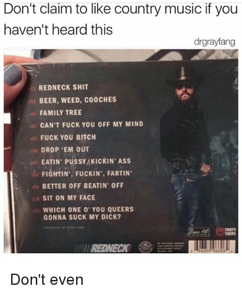 Bitch Dont Fuck With My Family