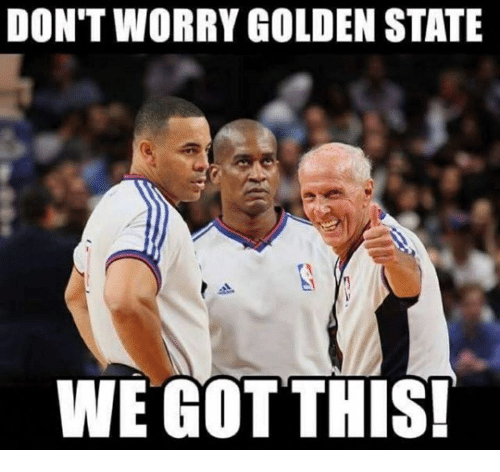 Golden State, Worry, and State: DON'T WORRY GOLDEN STATE  WE GOTTHIS