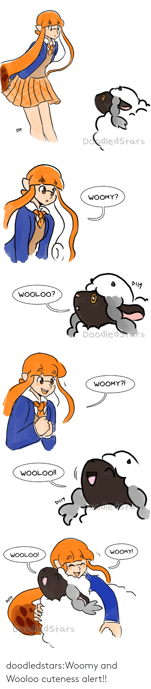 Tumblr, Blog, and Com: Doodledstars   WOOMY?  WOOLOO?  DoodledStars   WOOMY?!  WOOLOO!!  DS17  odiedStas   WOOLOO!  WOOMY!  DS17  DooddStars doodledstars:Woomy and Wooloo cuteness alert!!