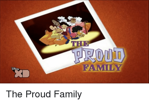 The Proud Family: EA MILLY The Proud Family