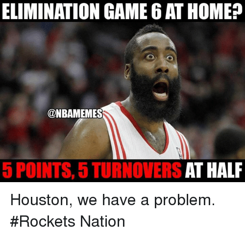 Houston Rockets Funny: 25+ Best Memes About Houston We Have A Problem