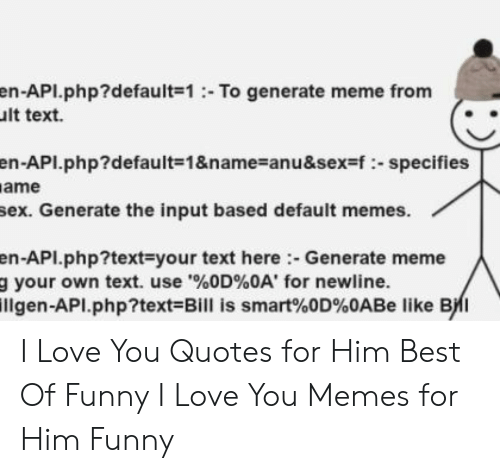 🦅 25 Best Memes About I Love You Meme for Him