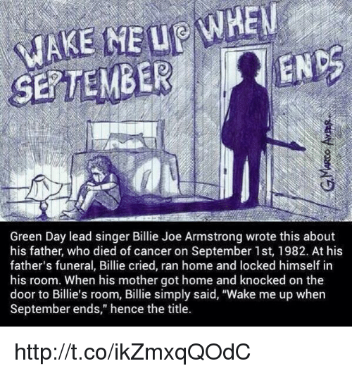memes green day and ends green day lead singer billie joe armstrong