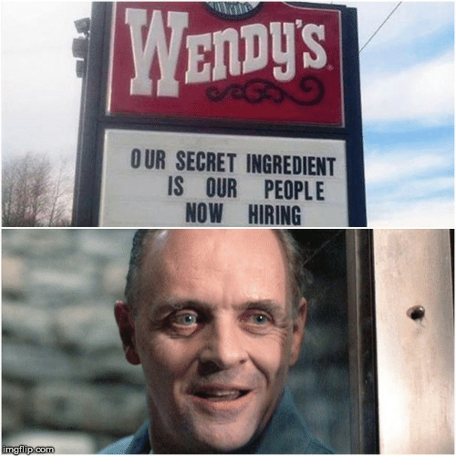 Secret, Now, and People: EnDyS  OUR SECRET INGREDIENT  IS OUR PEOPLE  NOW HIRING
