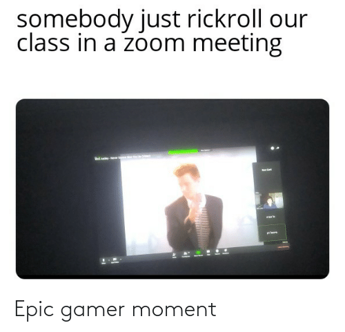 gamer: Epic gamer moment