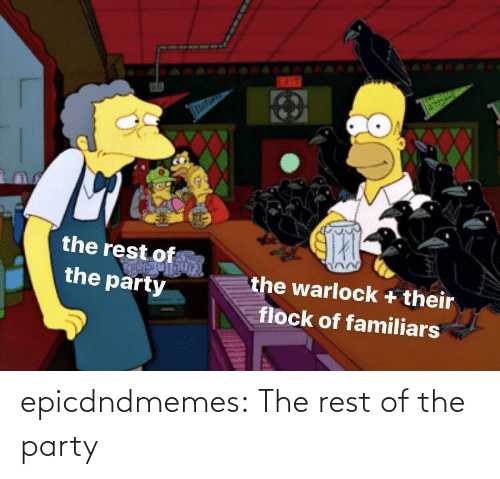 Party: epicdndmemes:  The rest of the party