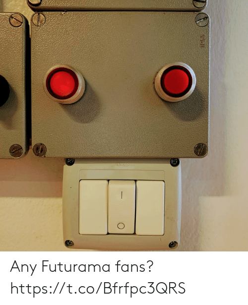 Futurama, Faces-In-Things, and  Fans: EWISS Any Futurama fans? https://t.co/Bfrfpc3QRS