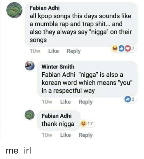 Fabian Adhi All Kpop Songs This Days Sounds Like a Mumble