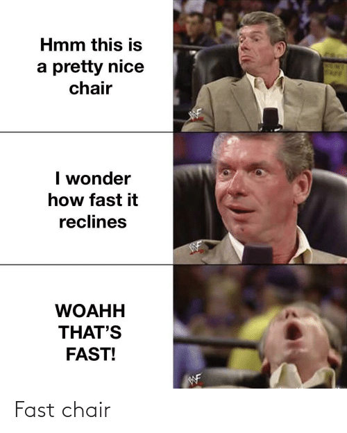 fast: Fast chair