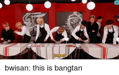 Tumblr, Blog, and Com: fchaas] bwisan:  this is bangtan