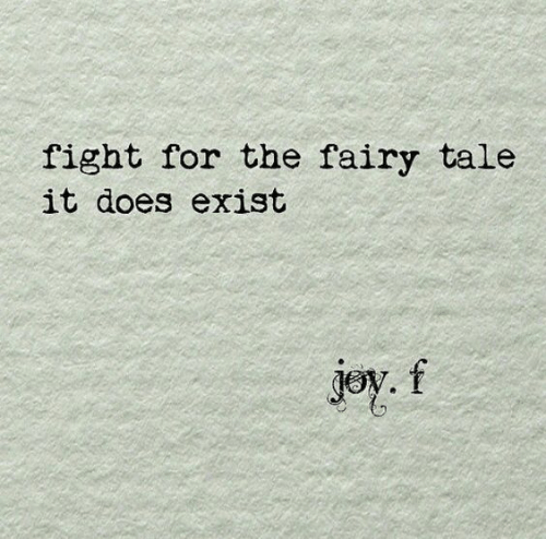 fairy: fight for the fairy tale  it does exist  joy.f