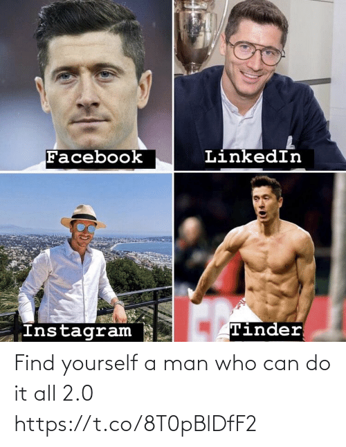 It All: Find yourself a man who can do it all 2.0 https://t.co/8T0pBlDfF2