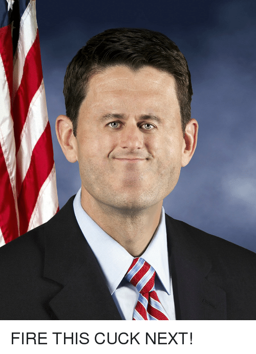 Fire, Paul Ryan, and Wiki: FIRE THIS CUCK NEXT!