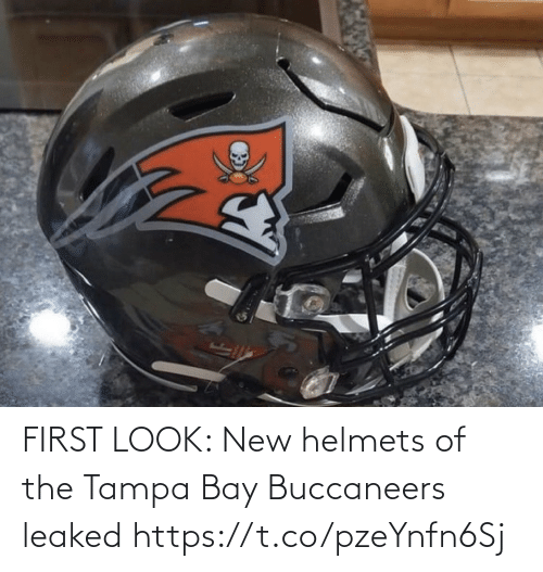 bay: FIRST LOOK: New helmets of the Tampa Bay Buccaneers leaked https://t.co/pzeYnfn6Sj