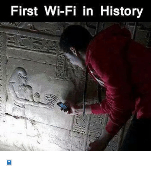 "Ancient Aliens: First Wi-Fi in History <p><img alt="""" src=""http://troll.me/images/ancient-aliens-guy/no-digo-que-sean-aliens-pero-son-aliens-thumb.jpg""/></p>"